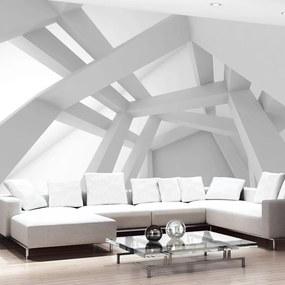 Fototapeta - White Construction 250x175