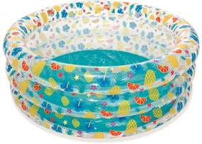 BESTWAY Nafukovací bazénik Tropical, 150x53 cm