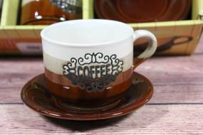 6-dielna sada COFFEE 2.