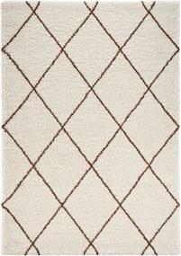 Mint Rugs - Hanse Home koberce Kusový koberec Allure 104026 Brown - 200x290 cm