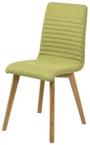 Hector Jídelní židle Amosa zelená