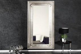 Bighome - Zrkadlo RENESANCIA ANTIK 180x85 cm - antická strieborná