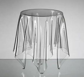 Odkladací stolík Essey Illusion Clear