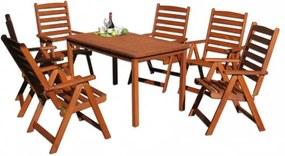 Sorrento - Stôl (drevo