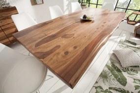 Luxusný jedálenský stôl Massive S 180cm sheesham
