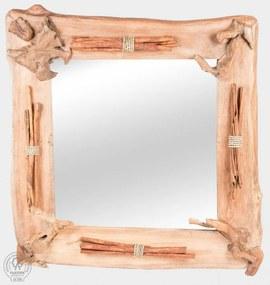 FKP -  Zrkadlo TEAK - zrkadlo z teaku