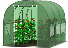 Bestent Záhradný fóliovník 2x3m s UV filtrom PREMIUM
