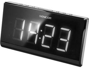 Sencor SRC 340 Rádiobudík, čierna