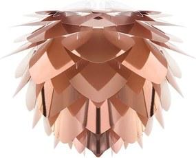 Tienidlo v medenej farbe VITA Copenhagen Silvia, ⌀ 50 cm