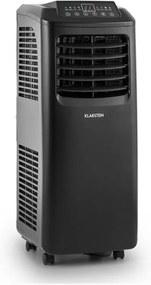 Klarstein Pure Blizzard 3 2G, 808 W/7000 BTU, klimatizácia 3 v 1, chladenie, ventilátor, odvlhčovač vzduchu, čierny