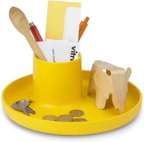 Vitra Organizér O-Tidy, yellow