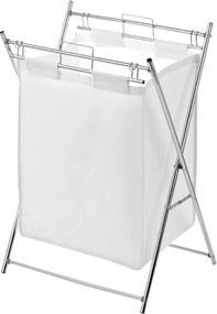 Kôš na bielizeň Premier Housewares Simple White