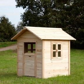 Drevený domček Dekorhome
