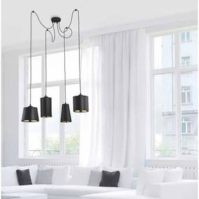 TK Lighting BEN BLACK 2274