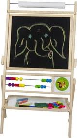 Detská magnetická tabuľa - prírodná prírodné TPN