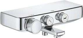 Termostat Grohe Smart Control s termostatickou baterií 150 mm chróm 34718000