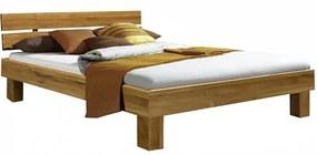 MG Dubová manželská posteľ Alea Rozmer lôžka: 200x160