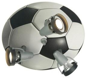 Stropné svietidlo Futbal
