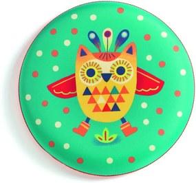 Lietajúci tanier Djeco Sova