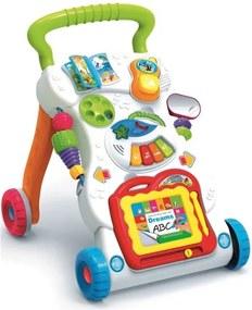 BABY MIX Nezaradené Detské hrajúce edukačné chodítko Baby Mix Podľa obrázku |