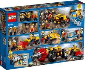 LEGO® City 60186 Banský ťažobný stroj