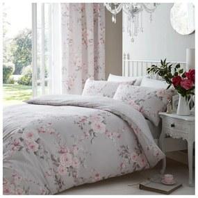 Obliečky Catherine Lansfield Canterbury Rose, 135 × 200 cm