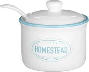 Cukornička s lyžičkou Premier Housewares Homestead