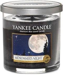 Sviečka v sklenenom valci Yankee Candle Letná noc, 198 g