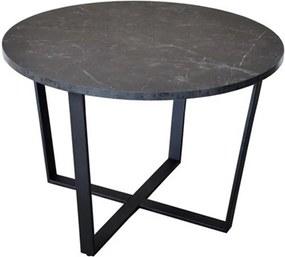 Hector Konferenční stolek Ambo mramor černý