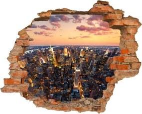 3D fototapeta, New York, 125 x100cm