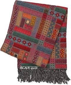 SCANquilt Deka vlnená MEXICO 2950 130x190 cm