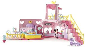 Mikro hračky Minnie reštaurácia 40 x 15 x 28 cm
