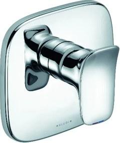 KLUDI Amba podomietková sprchová batéria, chróm 536550575