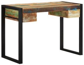 vidaXL Stôl z regenerovaného dreva