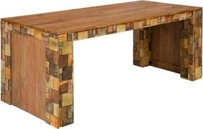 MAYARI masívny písací stôl