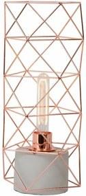 stolná lampička Lucide RUMICO 1x60W E27
