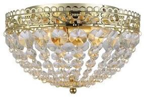 Markslöjd Markslöjd 106063 - Krištáľové stropné svietidlo SAXHOLM 2xE14/40W/230V ML0487