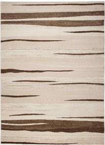 Kusový koberec Vlny krémový, Velikosti 80x150cm