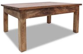 vidaXL Konferenčný stolík, recyklované drevo 98x73x45 cm