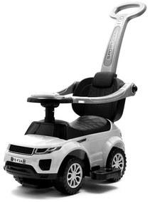 BABY MIX Nezaradené Detské hrajúce vozítko 3v1 Baby Mix biele Biela |