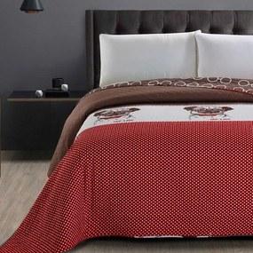 Obojstranný prehoz na posteľ DecoKing HUGAPUG