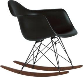 Vitra Hojdacie kreslo Eames Chair RAR, dark maple