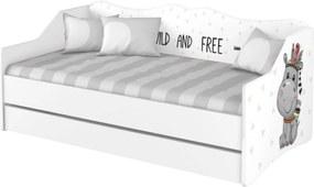 DO Detská posteľ Wild and Free 160x80