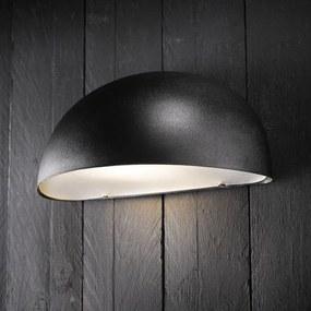 SCORPIUS MAXI   dizajnové  vonkajšie nástenné svietidlo Farba: Čierna