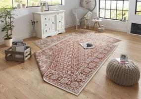 Bougari - Hanse Home koberce Kusový koberec Twin-Wendeteppiche 103114 terra creme - 80x150 cm