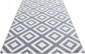 Ayyildiz koberce Kusový koberec Plus 8005 grey - 200x290 cm