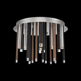 LUXERA 64407 LA VELA stropné svietidlo 450 mm LED/44W,3000K,viacfarebné