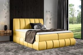 Čalúnená posteľ 180x200 cm Pueri