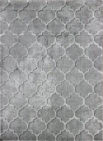 Berfin Dywany Kusový koberec Elite 17391 Grey - 200x290 cm