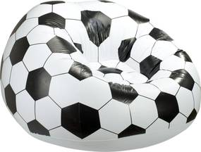 KIK Nafukovacie kreslo loptu 90x90cm, KX7628